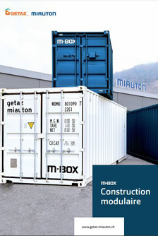 Containers M-Box